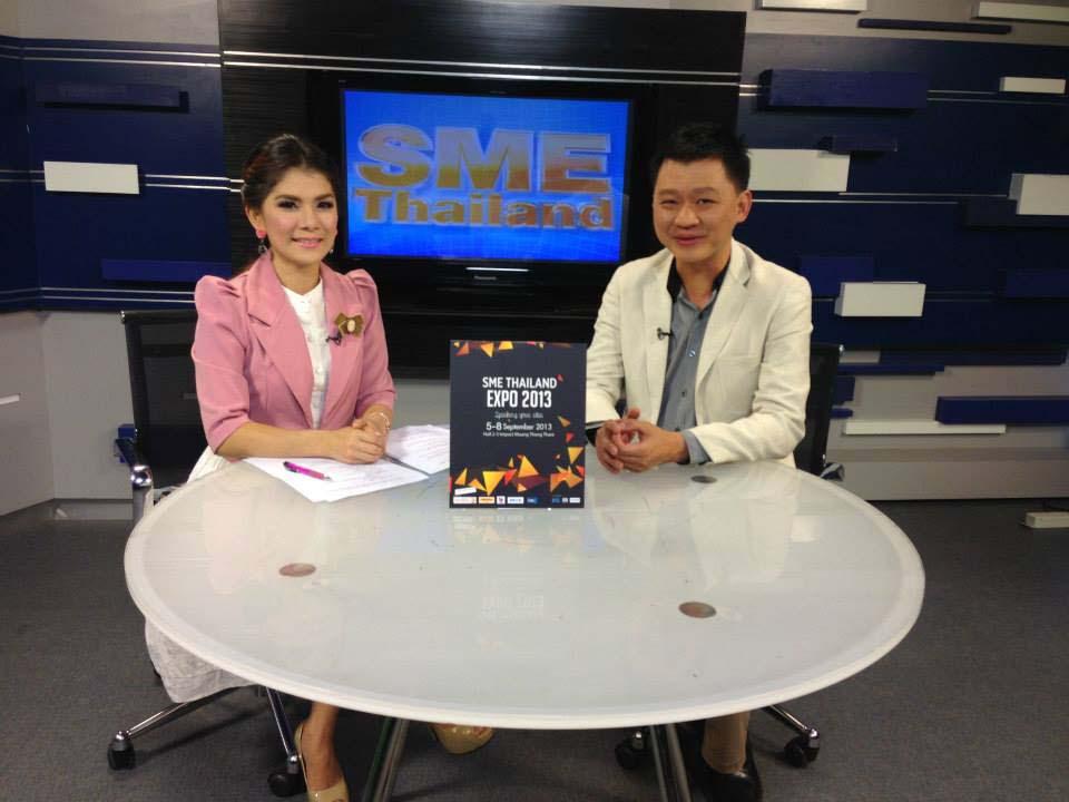 บทสัมภาษณ์ คุณพล  ธนาปัญญาวรคุณ รายการ SME Thailand