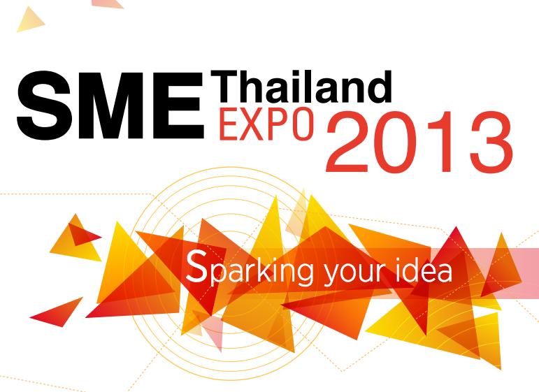 เมื่อทีม Marketing iTopPlus ออกบูธพบลูกค้าในงาน SME Thailand Expo 2013